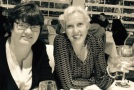 President JaneMaree Maher & Vice-President Sharon Bickle