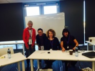 2016 AWGSA Conference Delegates