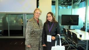 Shirley Randall & Sadia Shaukat
