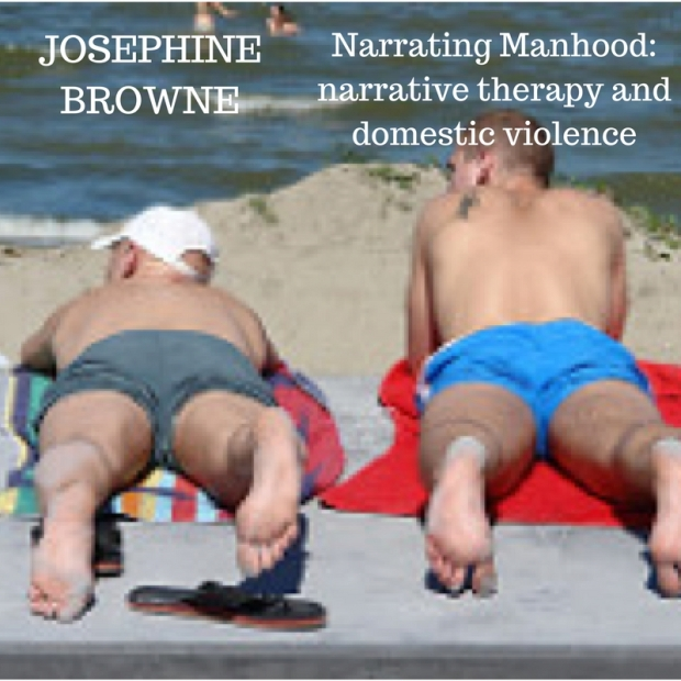 Narrating Manhood_ narrative therapy and domestic violence
