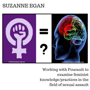 Working with Foucault to examine feminist knowledge_practices in the field of sexual assault